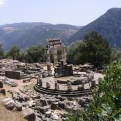 Στο ΕΣΠΑ η ανάδειξη του αρχαιολογικού χώρου Δελφών