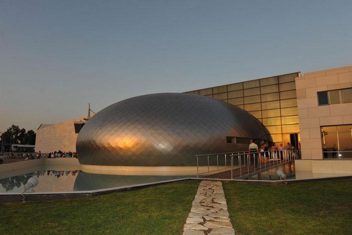 Το νέο Αρχαιολογικό Μουσείο Πατρών.