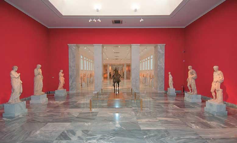 Εθνικό Αρχαιολογικό Μουσείο της Αθήνας.