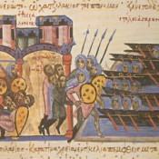 Άραβες και Βυζάντιο, πόλεμος και ειρήνη