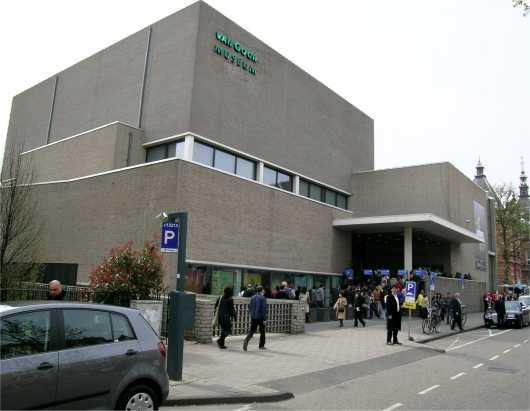 Το Μουσείο Βαν Γκογκ.