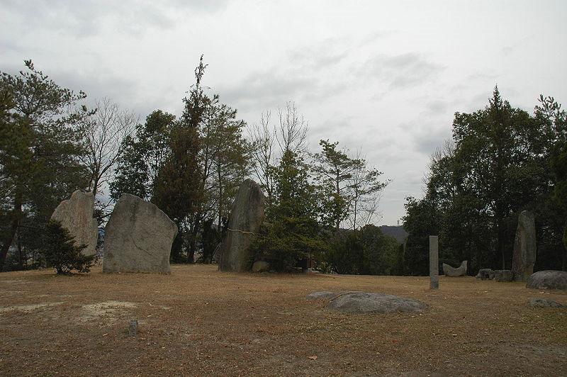Τύμβος των Yayoi στην Οκαγιάμα της Ιαπωνίας (3ος αι. π.Χ.)