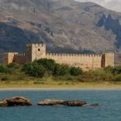 Οριοθετήθηκαν αρχαιολογικές ζώνες στο Φραγκοκάστελλο