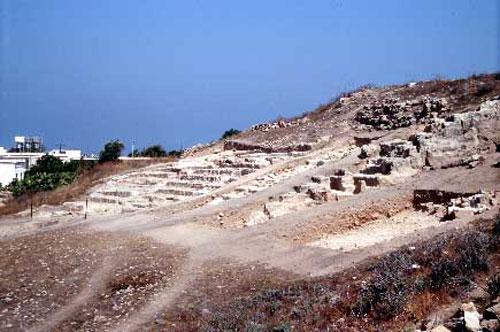 Το θέατρο της Νέας Πάφου.