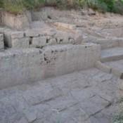 Στο φως το αρχαίο τείχος της Κορίνθου