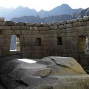 Το μυστηριώδες άγαλμα στο Μάτσου Πίτσου
