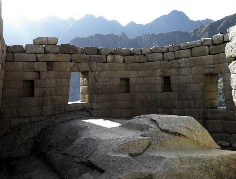 Σε αυτό το σημείο πιστεύουν οι αρχαιολόγοι ότι κάποτε βρισκόταν το άγαλμα του αυτοκράτορα Πατσακούτι.