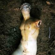 Ανακάλυψη ελληνιστικού μαρμάρινου αγάλματος στην Αλεξάνδρεια της Αιγύπτου
