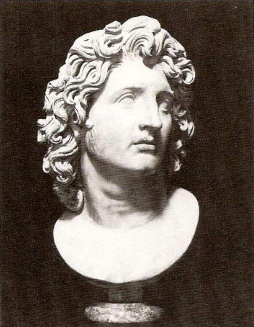 Εικ. 8δ. Αλέξανδρος Capitoline.
