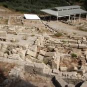 Από την επόμενη χρονιά θα είναι επισκέψιμη η Αρχαία Ελεύθερνα