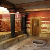 Αποκλεισμένα από ιδιοκτήτες ταξί τα εκδοτήρια του αρχαιολογικού χώρου της Κνωσού