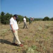 Έλληνες και Σουηδοί για την αρχαία Ακρόπολη της Μακρακώμης