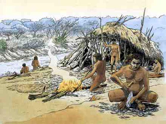 Έρευνες δείχνουν πως o Homo Erectus χρησιμοποιούσε τελικά κάποια μέθοδο μαγειρέματος.