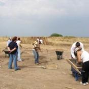 Βράβευση σε αρχαιολογικό πρόγραμμα εθελοντισμού