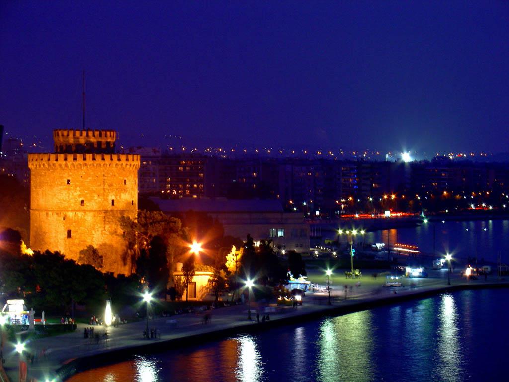 Άποψη της Θεσσαλονίκης.
