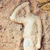 Ο Μινωίτης που βγήκε από το χώμα