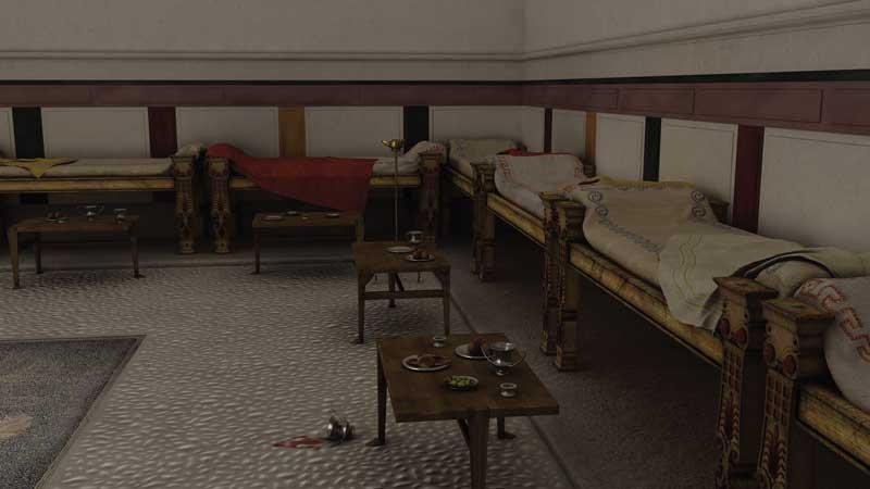 Η ψηφιακή αναπαράσταση της «Οικίας του Διονύσου» στην Πέλλα είναι η πρώτη ολοκληρωμένη και τεκμηριωμένη εικονική αναπαράσταση σημαντικού μνημείου της Μακεδονίας.