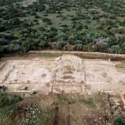 Μνημειώδες πρωτοβυζαντινό οικοδόμημα στο Ακρωτήρι Κύπρου