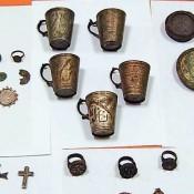 Έπιασαν 52χρονο με βυζαντινές αρχαιότητες
