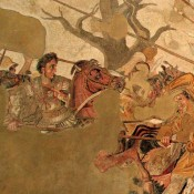 Ο Αλέξανδρος κατακτά το Λούβρο
