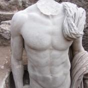 Ένας νέος της ρωμαϊκής εποχής στη Μικρή Επίδαυρο