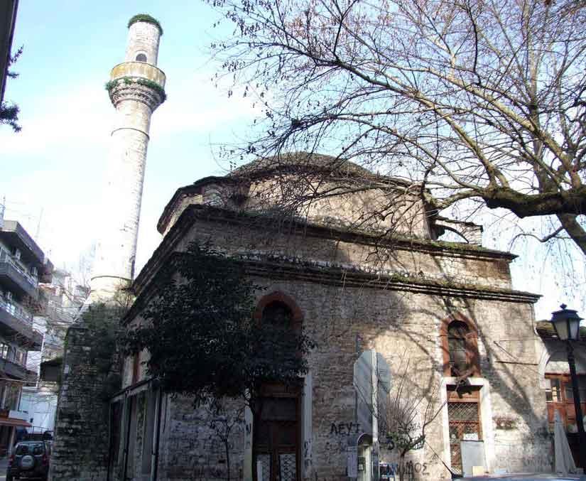 Το Τζαμί της Καλούτσιανης.