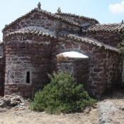 Βυζαντινός ναός του 12ου αι. σε κίνδυνο