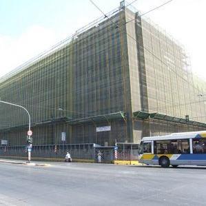 Το κτίριο της ΦΙΞ όπου θα στεγαστεί τελικά το ΕΜΣΤ.