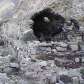 Διαμορφώνεται ο αρχαιολογικός χώρος της Αγίας Ειρήνης στη Σαντορίνη