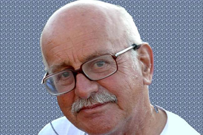 Ο αρχαιολόγος Άρης Τσαραβόπουλος.