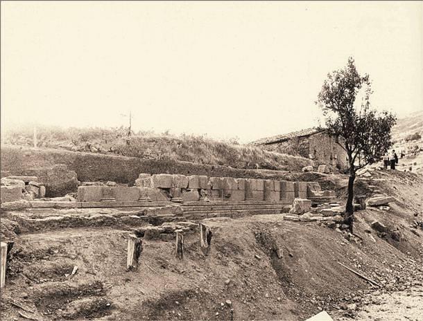 Ήταν η αρχαία Κερύνεια στη Μαμουσιά Αχαΐας;