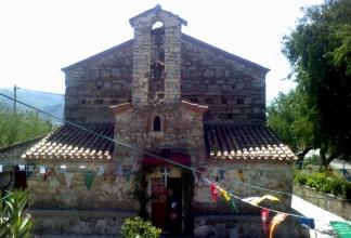 Εκκλησίες ανατολικού τύπου στη Λακωνία