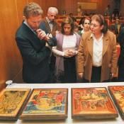 Επαναπατρισμός 10 μεταβυζαντινών αρχαιοτήτων