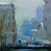 Η Αγία Πετρούπολη μέσα από τους ζωγράφους της