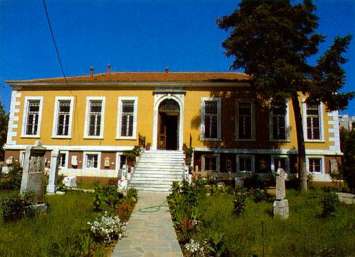 Το Αρχαιολογικό Μουσείο Τρίπολης.
