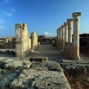 Πάφος: Σκέπαστρο για το Αρχαιολογικό Πάρκο