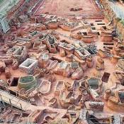 Υπόγειο μουσείο η σήραγγα του μετρό κάτω από την Εγνατία