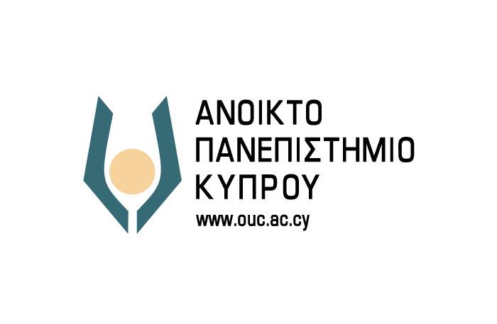 Το λογότυπο του Ανοικτού Πανεπιστημίου Κύπρου.