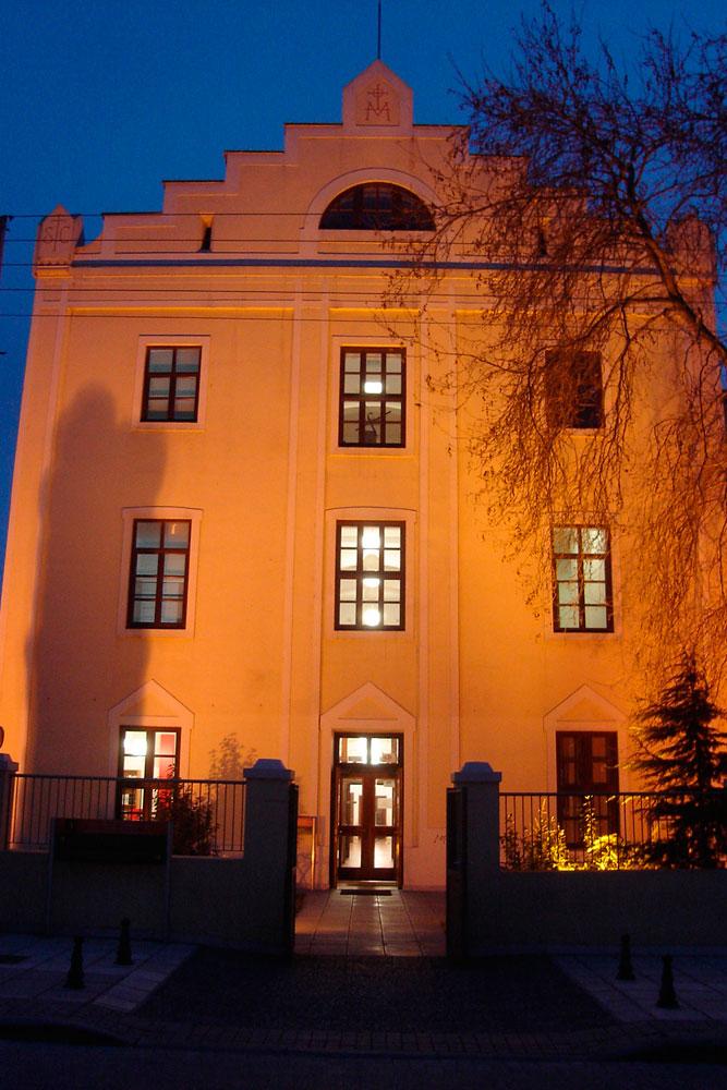 Το Κρατικό Μουσείο Σύγχρονης Τέχνης στη Θεσσαλονίκη.