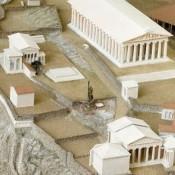 Η Ακρόπολη σε τρισδιάστατες προβολές