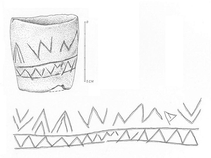 Εικ. 14. Σχεδιαστικό «απόγραφο» της εικ. 13.
