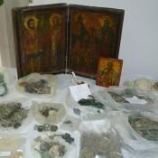 44 συλλήψεις για αρχαιοκαπηλία