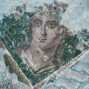 Ρωμαϊκό ψηφιδωτό στον Μύτικα Πρέβεζας