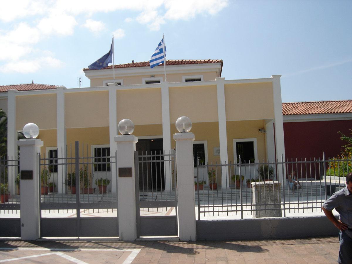 Το νέο Αρχαιολογικό Μουσείο Μυτιλήνης.