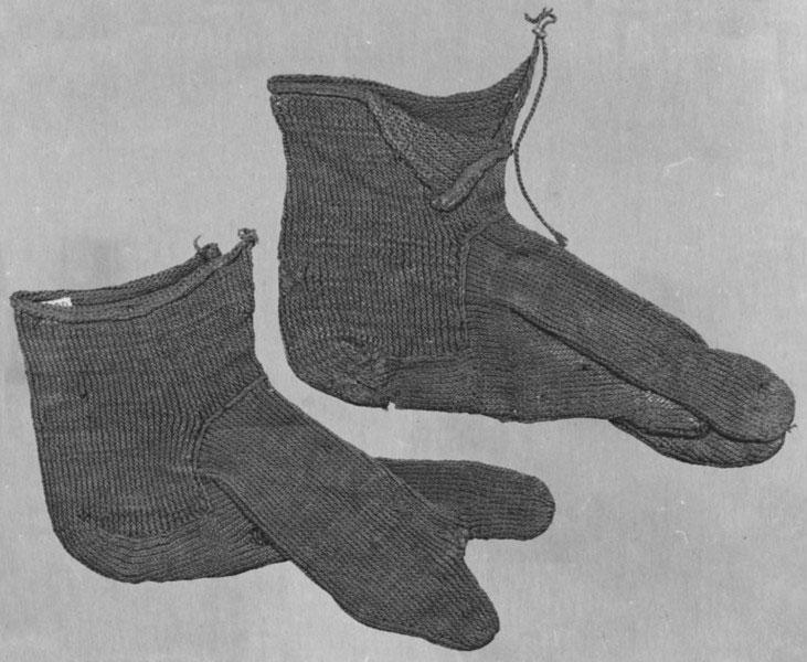 Οι κάλτσες… μια πολύ παλιά υπόθεση