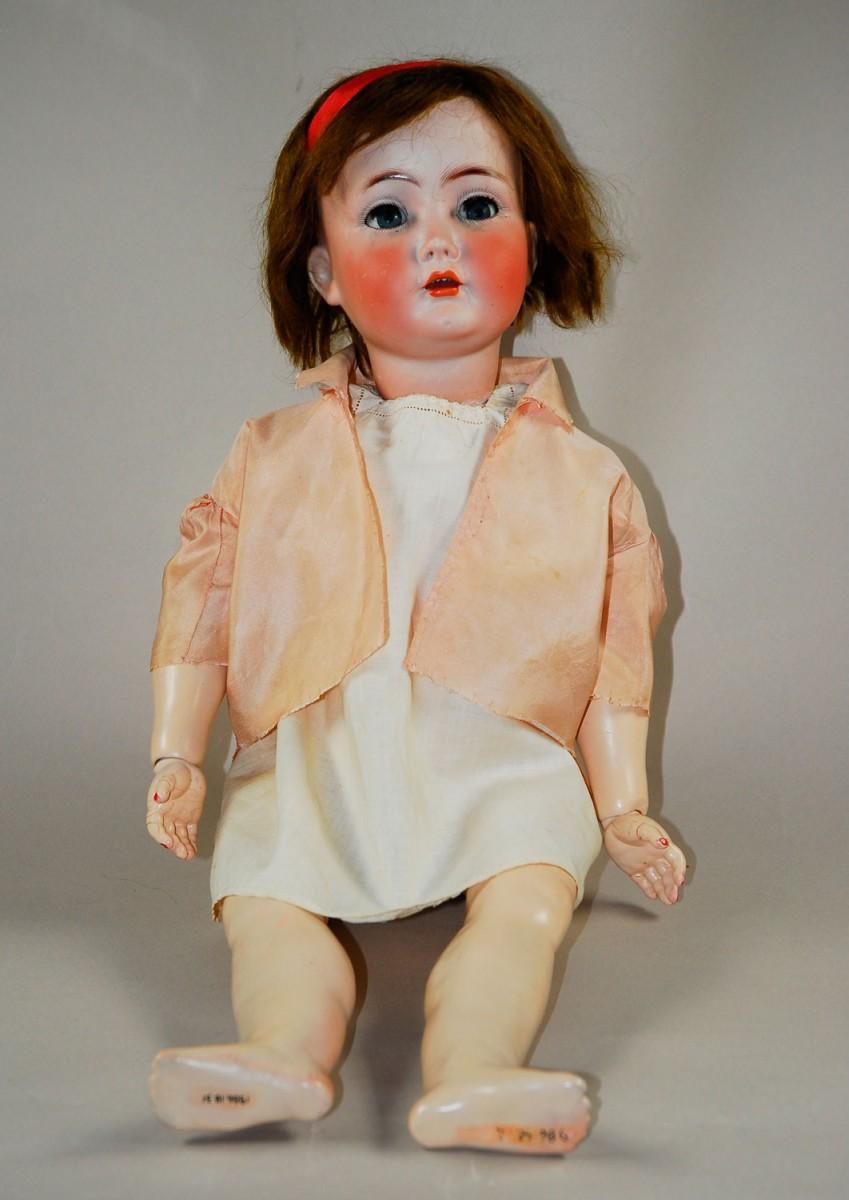 Εικ. 28. Π.Λ.Ι., αρ. ευρ. 1986.18.0031 A-Γ,  η κούκλα μετά τη συντήρηση.