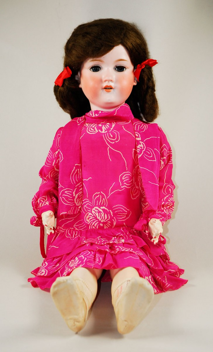 Εικ. 30. Π.Λ.Ι., αρ. ευρ. 1986.18.0030, η κούκλα μετά τη συντήρηση.