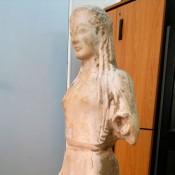 Πλαστό το άγαλμα Κόρης που βρέθηκε σε μαντρί