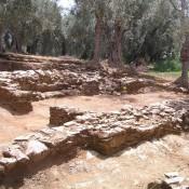 Βυζαντινός οικισμός στο Λεφόκαστρο