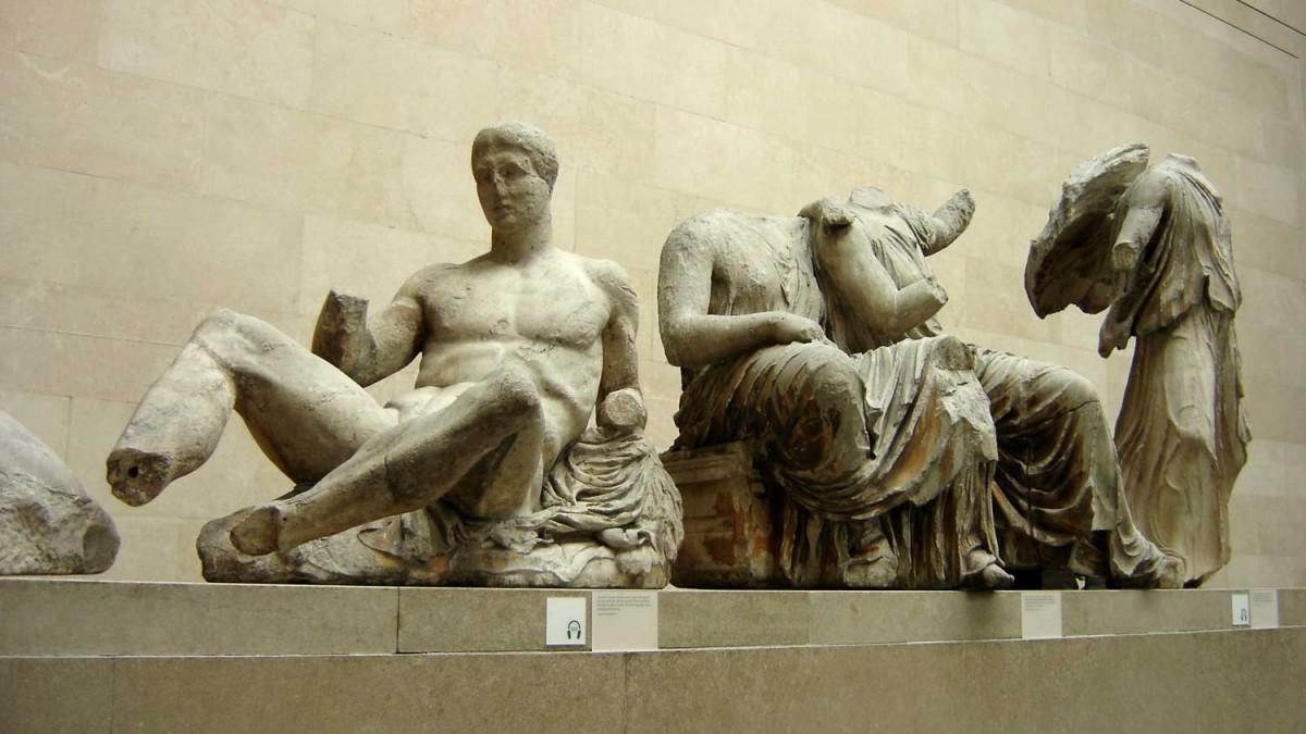 Από το 1816, κοσμούν τη συλλογή του Βρετανικού Μουσείου τα γλυπτά του Παρθενώνα.
